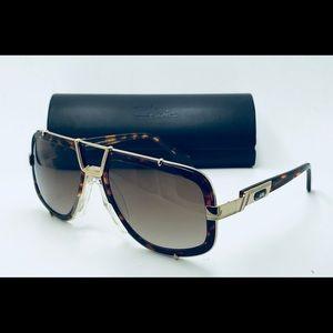 Cazal men's sunglasses 656/3 tortoise